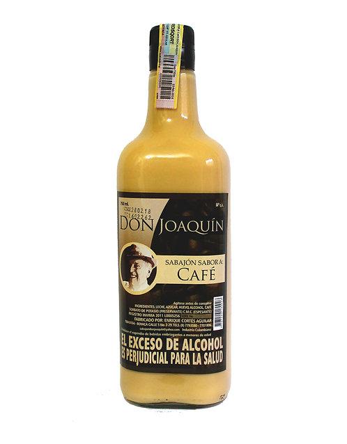 Don Joaquín Café 750cc