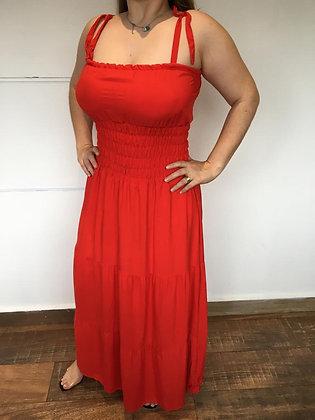 Vestido Red Love