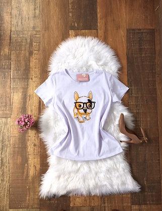 T-shirt love dog