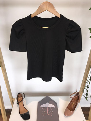 T-shirt Basic Black