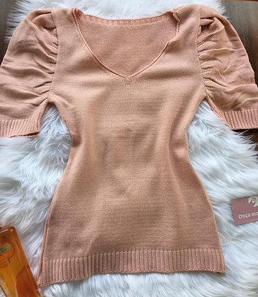 T-shirt tricot Rosé