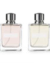 Zwei Flaschen Parfüm