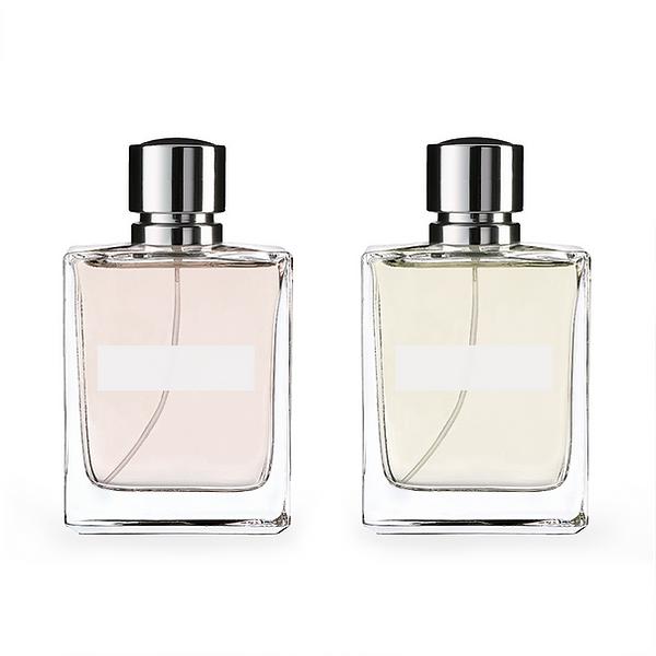 兩種香水瓶