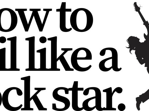 How to fail like a rock star