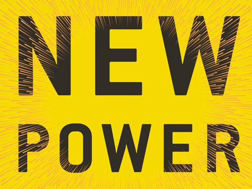 New Power: A story of broad engagement and change in a large healthcare organization