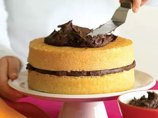 Wanna make a cake? Use the waterfall method.