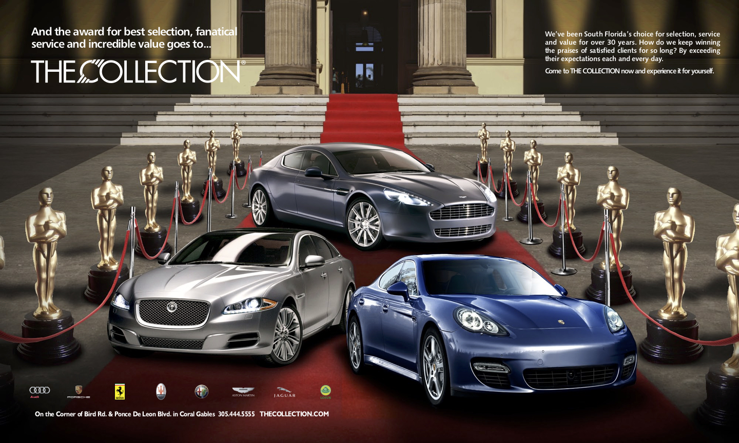Academy Awards Ad Campaign