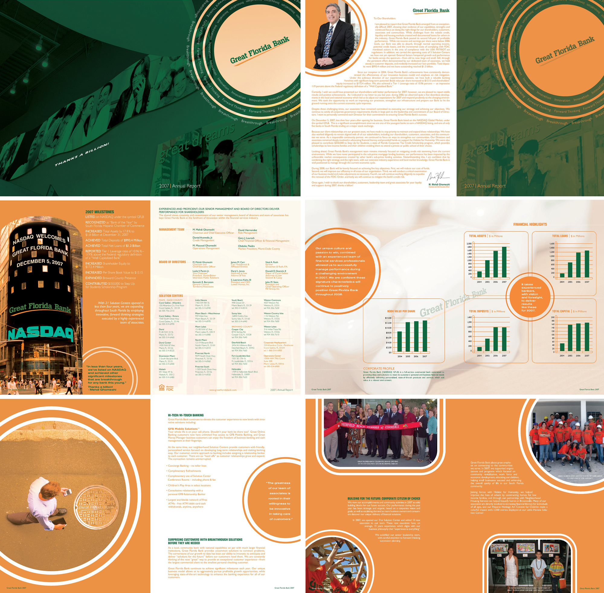 Great Florida Bank Annual Report