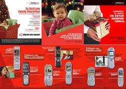 Verizon Christmas 3 Panel Booklet