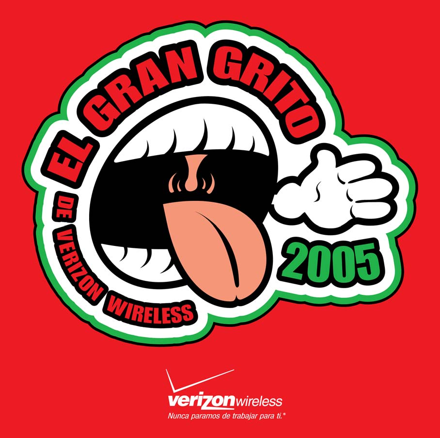 Verizon Wireless EL Gran Grito Event