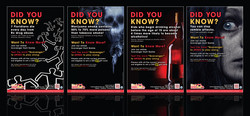 Did You Know Poster Campaign