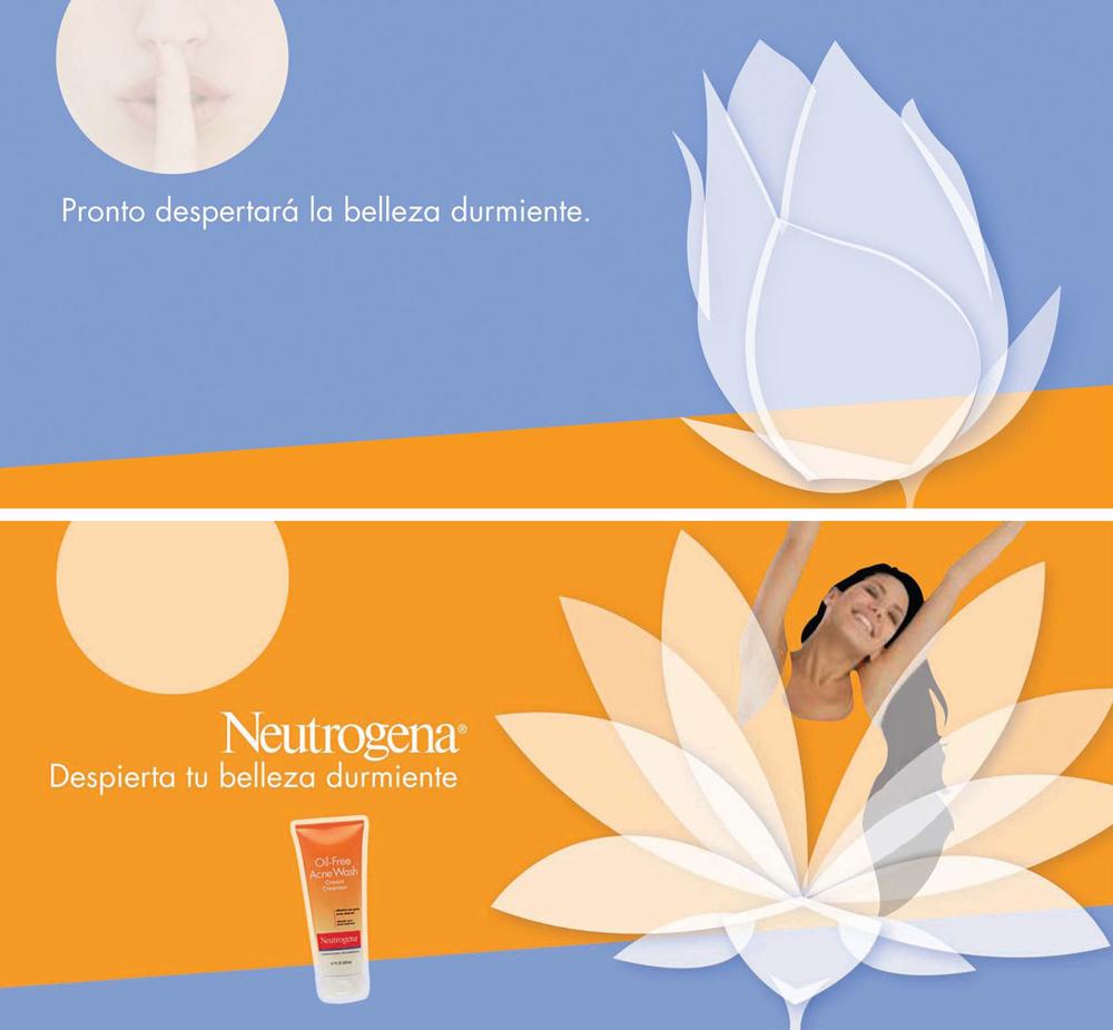 Neutrogena Billboard Campaign