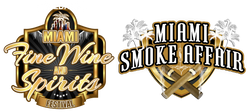 Miami Events and Festivals Logos