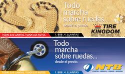 Tire Kingdom/NTB Billboards