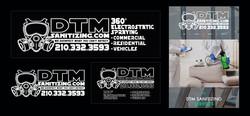 DTM Sanitizing