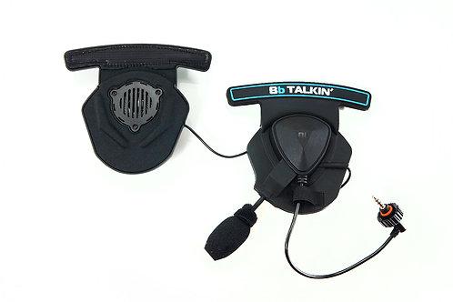 (B03R) ヘルメットスピーカーマイク