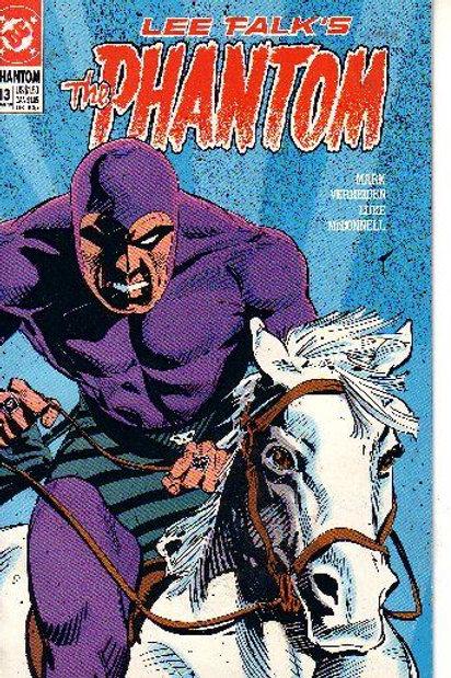 PHANTOM DC,13 ISSUES, 1989-90 13
