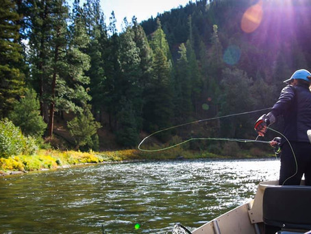 What's all the psych about? Mental Preparation for Fly Fishing Success