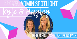 TMP Admin Spotlight: Kyle Nix & Hayley Richardson