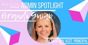TMP Admin Spotlight: Brandi Gump