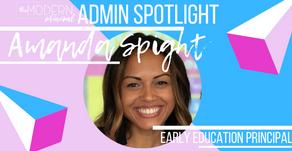 TMP Admin Spotlight: Amanda Spight