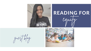 Reading for Equity:  Naomi O'Brien