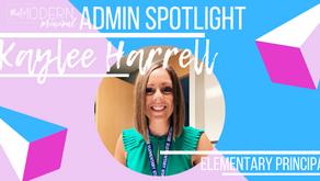 TMP Admin Spotlight: Kaylee Harrell