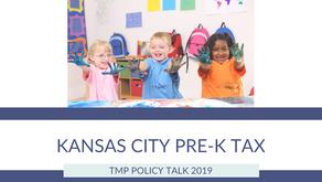 Kansas City PreK Tax: Edu-Policy in Plain English