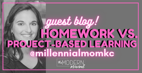 The Big Homework Debate – Project-Based Learning Classroom