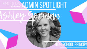 TMP Admin Spotlight: Ashley Gorman