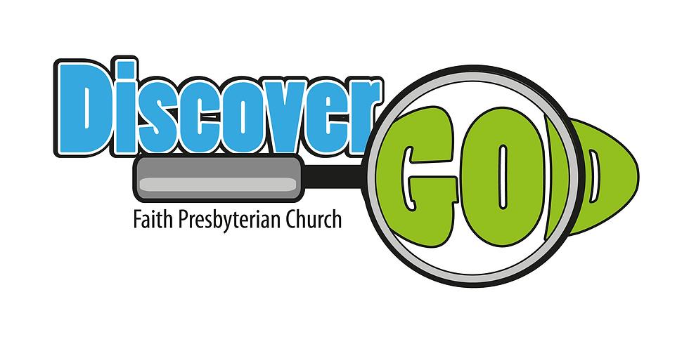 Discover God
