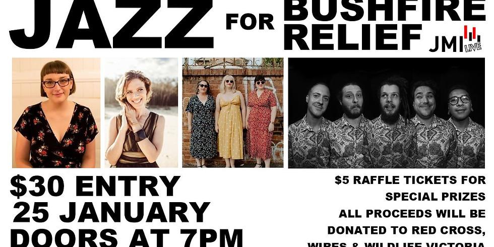 Jazz For Bushfire Relief