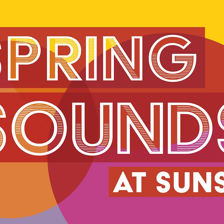 Spring Sounds at Sunset
