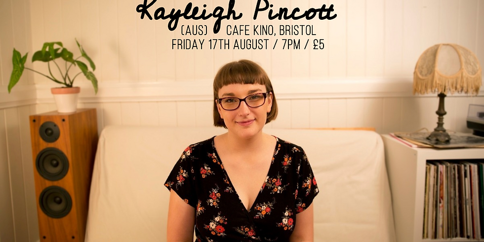 Kayleigh Pincott (AUS)