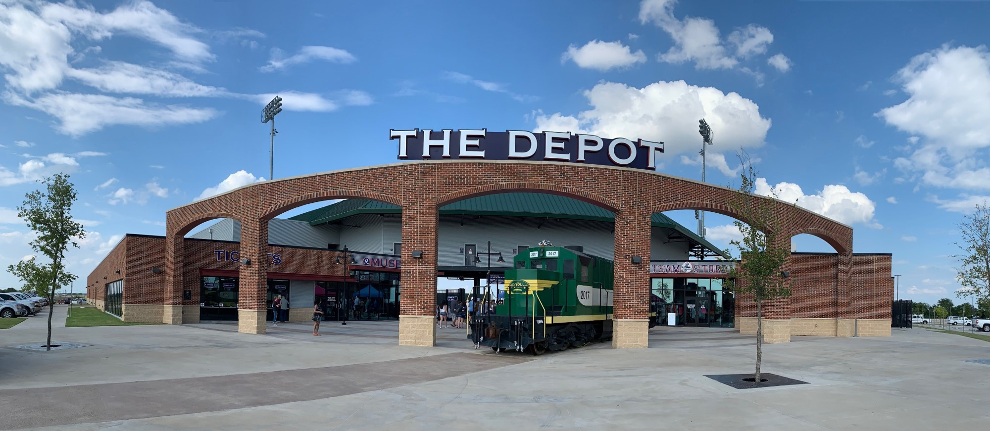The-Depot-at-Cleburne-Station-Exterior