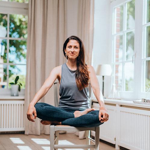 Online Yoga Class FÜR ALLE