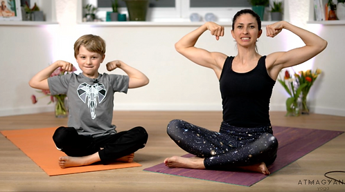 Yoga für Kinder - Class I
