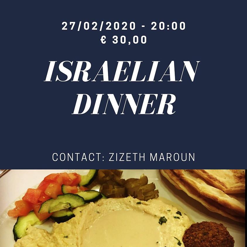 Israelian Dinner