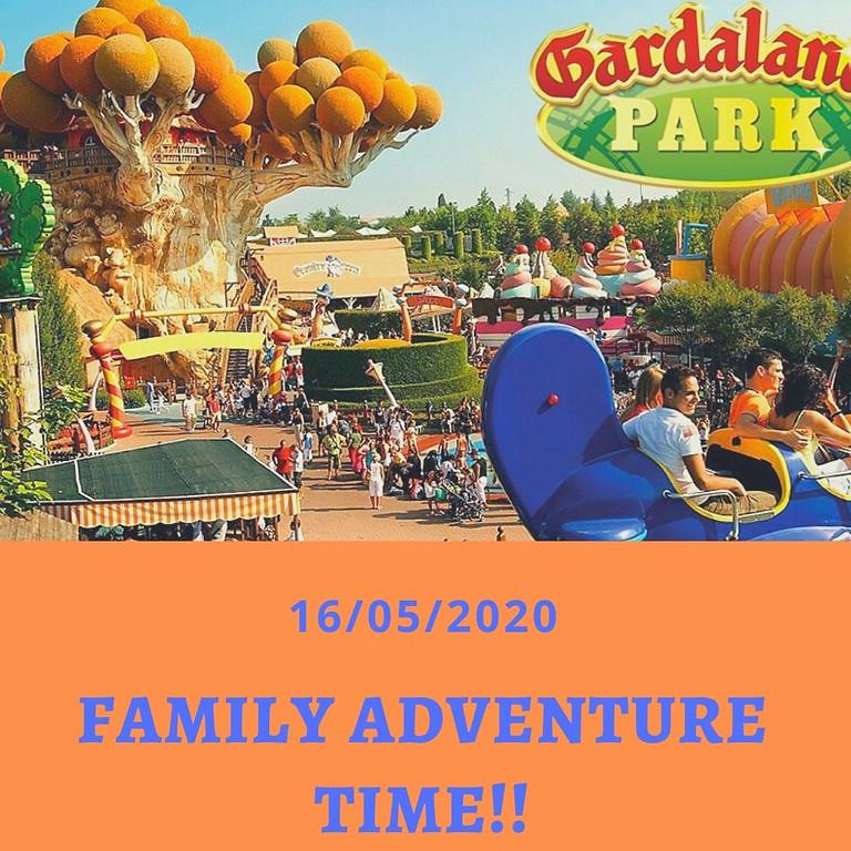 Gardaland - Family Adventure Time!