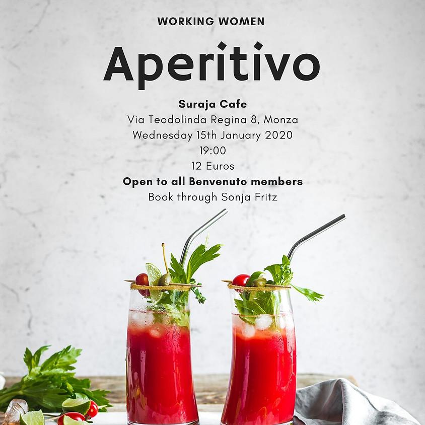 Working Women Aperitivo - January
