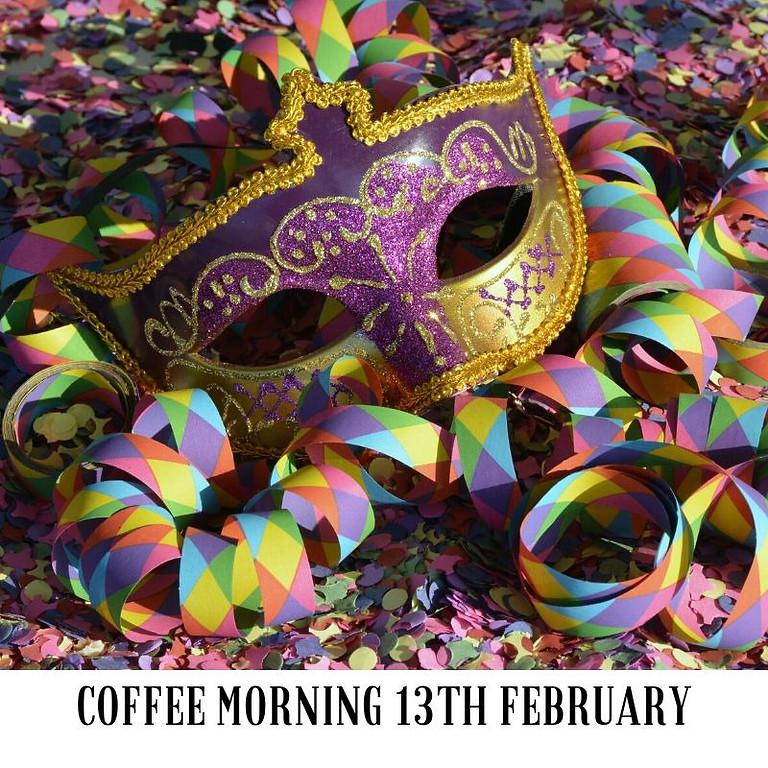 February Coffee Morning