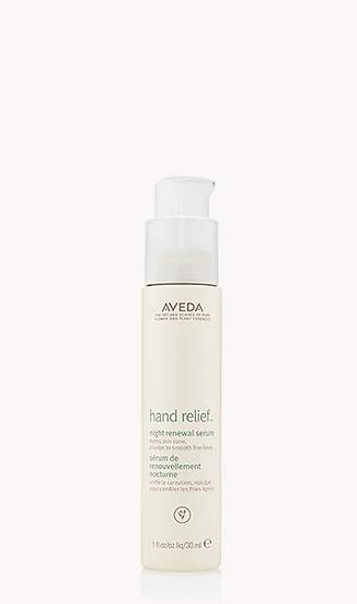 hand relief™ night renewal serum 30ml