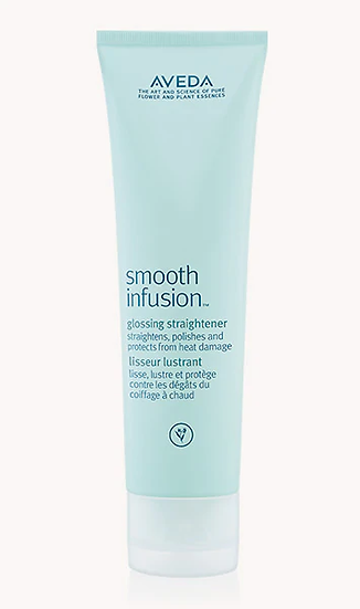 smooth infusion™ glossing straightener 125ml