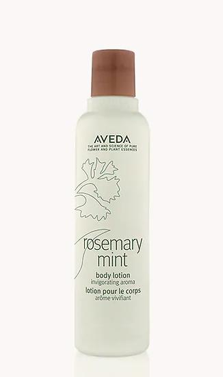 rosemary mint body lotion 200ml