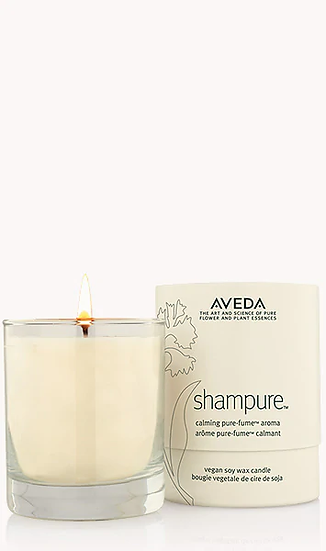 shampure™ vegan soy wax candle