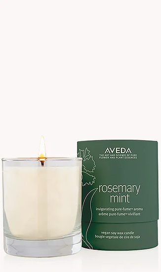 rosemary mint™ vegan soy wax candle