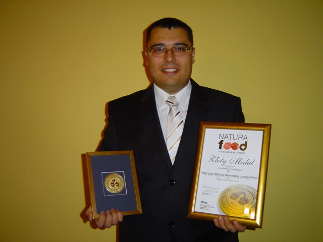 Międzynarodowe Targi Naturalnej Żywności  Natura Food 2010