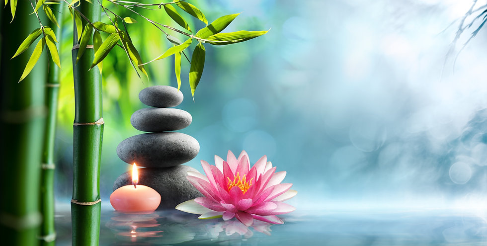 Spa%20-%20Natural%20Alternative%20Therapy%20With%20Massage%20Stones%20And%20Waterlily%20In%20Water%0