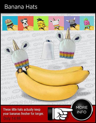 Banana Hats
