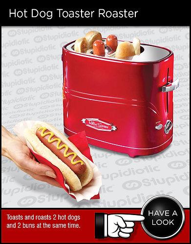Hot Dog Toaster Roaster